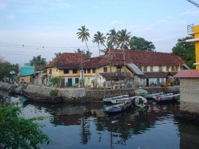 南インド29: コーチンに 「古鎮」 発見!?