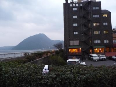 宿泊記『シーサイドホテル美松 大江亭』◆2010宮崎・大分の滝めぐり【その6】