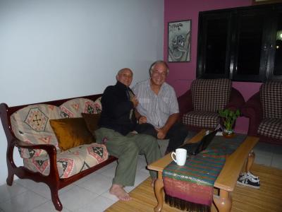 キャメロンハイランド ネパールで会った・・・・ブルーツに再会