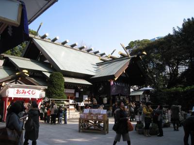 今、話題の東京大神宮と神楽坂散歩