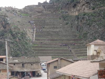 OLパッカー:南米に行くの巻 (ペルー編) ①ペルー到着~オリャンタイタンボ