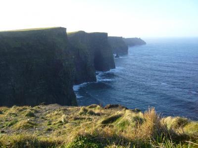 アイルランドの旅No8・・・モハーの断崖とバレン高原の巨人のテーブル
