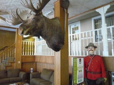 2010年1月 カナダ・韓国旅行 その13:ホテルにチェックイン