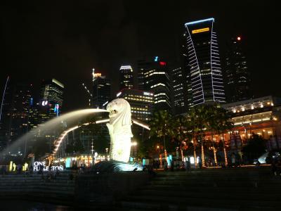 冬の香港・シンガポールで毎日越境~シンガポール編(1)