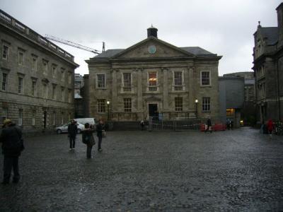 アイルランドの旅No10・・・ダブリンでケルズの書を見た。
