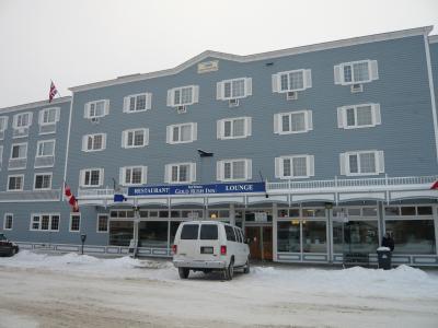 2010年1月 カナダ・韓国旅行 その18:ホワイトホースのホテル