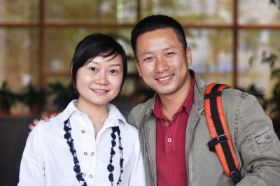 2009年秋 フィリピンから四川省へひとっ飛び Vol.5:邛海のほとりでお茶をすする