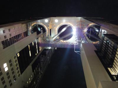 心斎橋と梅田のスカイビルに行ってきました。