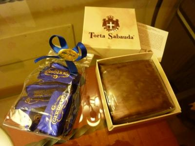 Dolce Italy 2010☆-お菓子を求めて15万歩-【Torino前編】