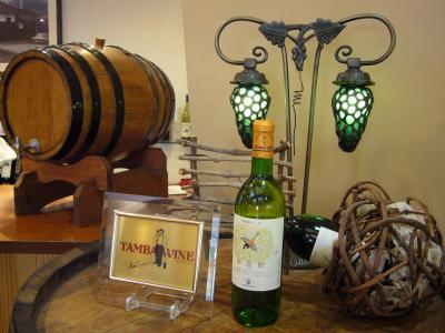 丹波ワインと甘いチョコの誘惑