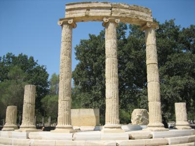 ギリシャ旅行記(5日目-1) ⑤ オリンピア