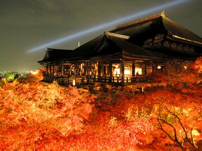 【紅葉と】京都一泊旅行【寺院めぐり】