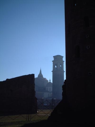 クリスマスのトリノで教会めぐり 200712トリノと王道の街⑦