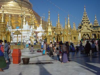 久しぶりのヤンゴン訪問