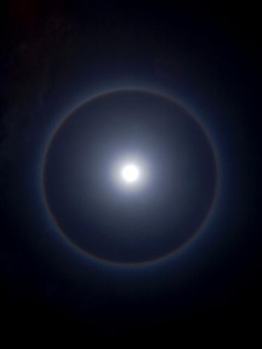 モニュメントバレーで見た月のリング・グランドキャニオン&モニュメントバレー1泊