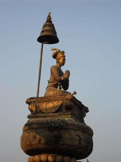 ネパールの旅・6日目・バクタプル~カトマンドゥへ