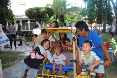 フィリピン・セブ(2010年1~2月)