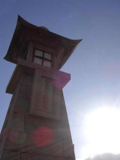 鞆の浦~姫路まで行ってきました