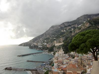 ローマから南イタリアへの旅-5 アマルフィ編