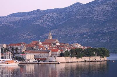紺碧のアドリア海へ(クロアチア/コルチュラ)