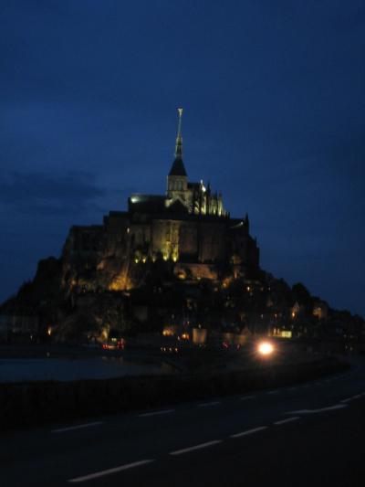 2008秋 ヨーロッパ旅行 その8 ~フランス モン・サン・ミッシェル~