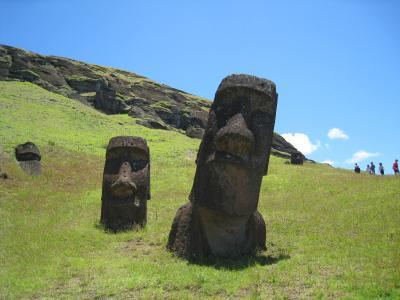 2009年12月 RTWチケットで行く世界一周の旅~第二弾:イースター島編~その3(イースター島・2日目前半(バイプ~ラノララク))