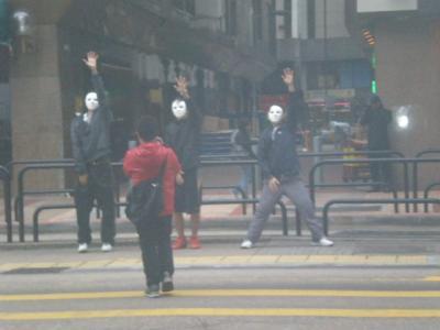 香港一人旅B・・・<記憶が新しい順番で>
