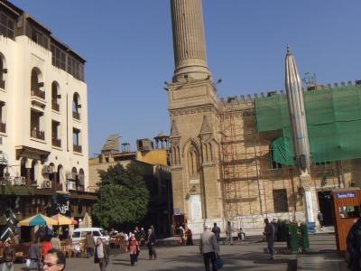 2009年12月エジプト(70) ハンハリーリ、考古学博物館、昼食、帰国