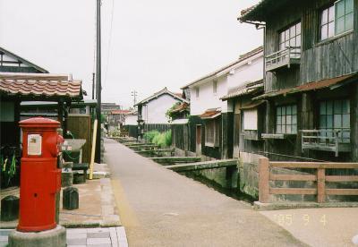 にっぽん・商家町歩き 鳥取県倉吉