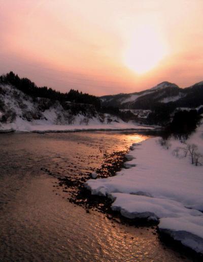 ああ雪国絶景 越後プチてつ子の旅 (飯山線・ほくほく線)