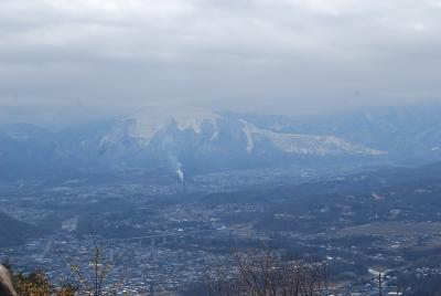再び、宝登山ハイキングへ行く②蝋梅園にて