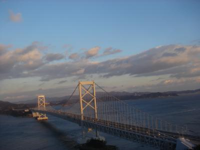 年末年始の旅「四国一周旅行」徳島