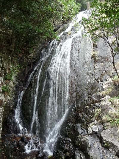 島の北端に位置する『布引の滝』◆世界遺産・屋久島の滝めぐり【その9】