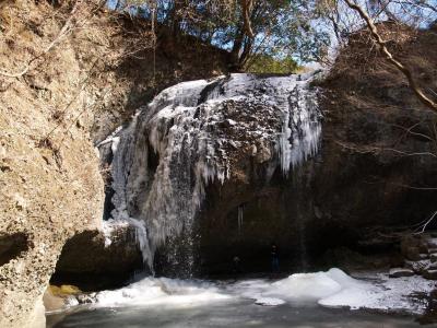 茨城滝めぐり③ 滝メグラーが行く79 月待の滝は『日本で一番やさしい裏見の滝』? 茨城県久慈郡大子町