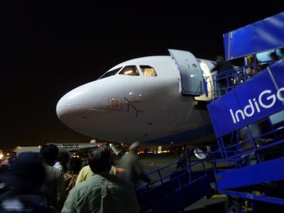 ジャイプール遠征 移動編 超快適なボンベイ国内線空港