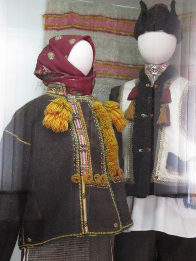 2009年ウクライナ旅行第12日目(5)コロミーヤ:民族衣装とイコンが素敵なフツル(ウクライナの山岳民族)民族芸術博物館・後編