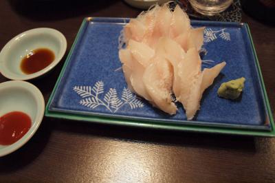 横浜八景島近く柴漁港で揚がった江戸前のお魚で、2家族のお誕生会!