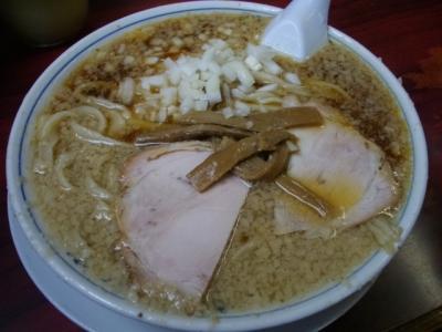 新潟の有名ラーメンを食べたい@燕三条系ラーメン:杭州飯店@