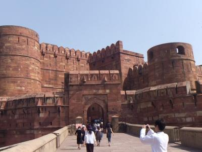 2009年9月インド(5) アグラ城