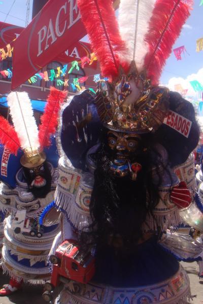 201002南米縦断の旅 オルーロ(ボリビア)