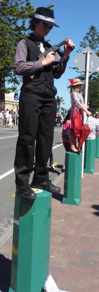ニュージーランド ネピアに来たら・・・お祭りしていました・・・私の生まれるズート前の車が勢ぞろい・・・その2