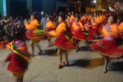 201002南米縦断の旅 プーノ (ペルー)