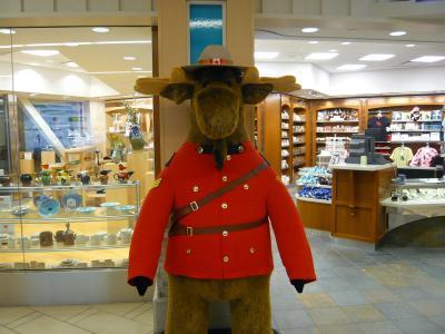 2010年1月 カナダ・韓国旅行 その40:バンクーバー国際空港