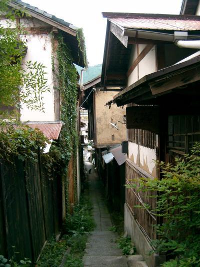 にっぽん・宿場町歩き 愛知県足助