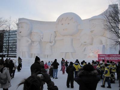 2010札幌雪祭り
