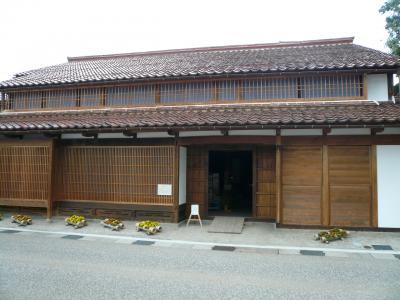 2010 鳥取旅行 2日目 倉吉淀屋 牧田家住宅