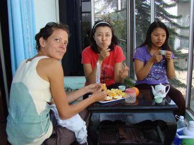 ベトナム北部からラオスへ NO15 悪夢のディエンビエンプー