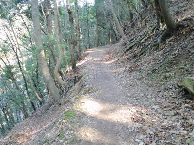 本山寺まで小登山