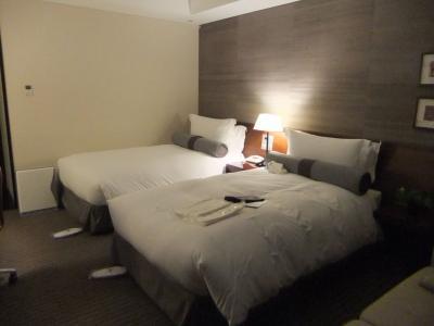 ストリングスホテル再び_1お部屋