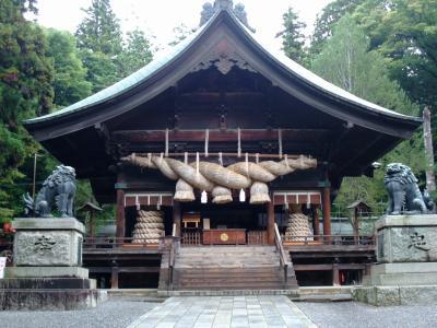 長野シルバー旅行(3) 諏訪